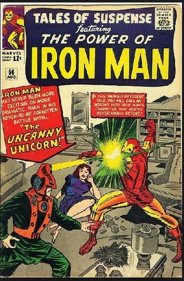 iron man jeffery fowle
